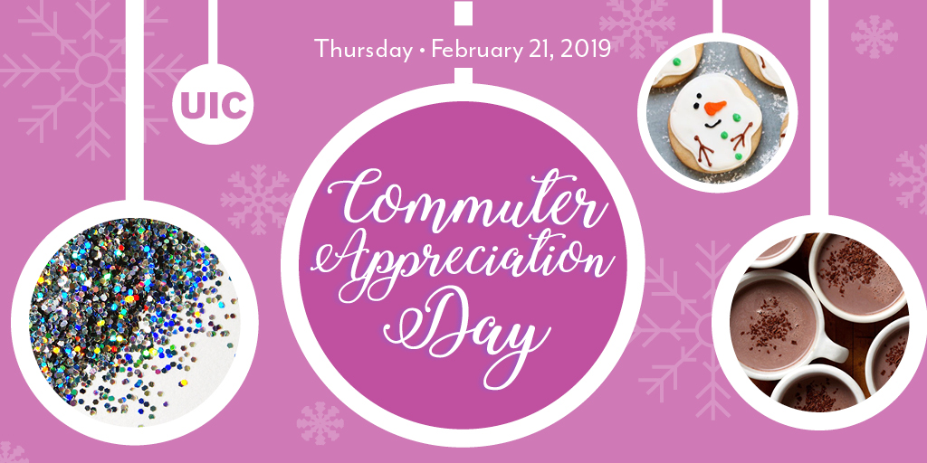 Commuter Appreciation Day - March 21